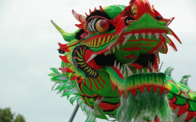 Dragon dance - Wikipedia