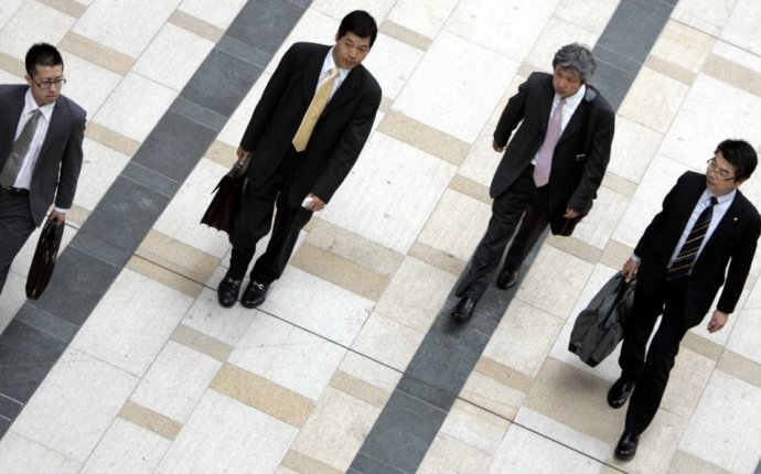 Negotiating With Japanese - Business Insider