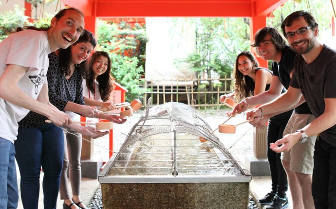 SWAP - Canadians learn Japanese language and culture, work and