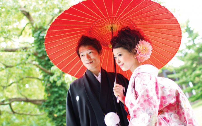 What is the wedding traditions in Japanese?